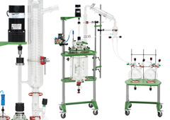 Distillation Kits for Chemical Process Reactors