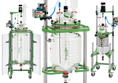 Process Reactors for Process Development and Scale-Up, 10L to 100L