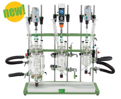 ChemRxnHub Triple Vessel Systems
