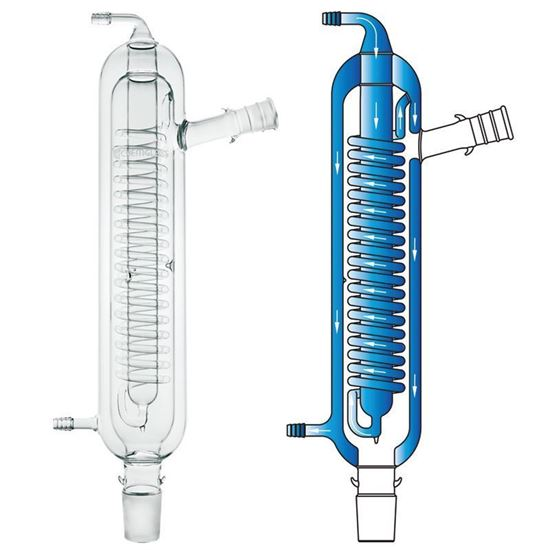 CONDENSERS, HIGH EFFICIENCY