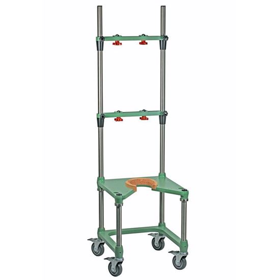 MOBILE SUPPORT STANDS FOR 20L GAS SCRUBBERS