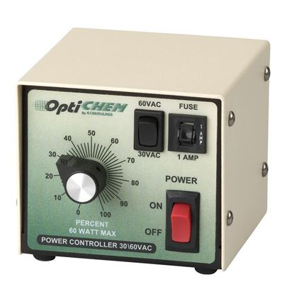 HEATING MANTLE CONTROLLER, SINGLE CIRCUIT, VARIABLE OUTPUT VOLTAGE, OPTICHEM®