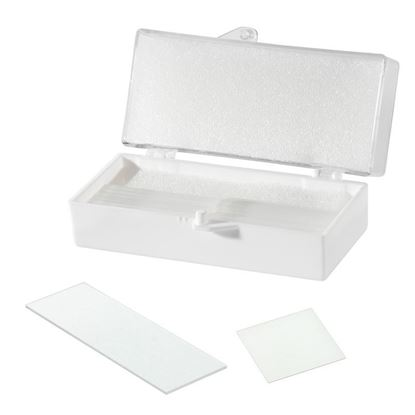 COVER SLIPS, RECTANGULAR AND SQUARE, #1 FLOAT GLASS