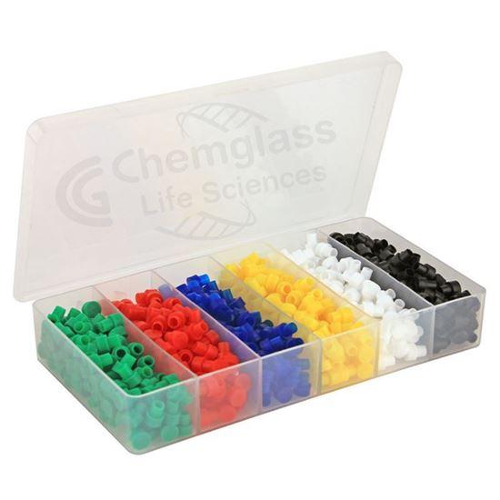 CAPS, NMR TUBES