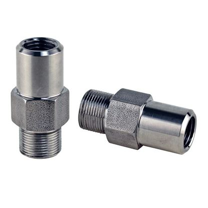 ADAPTERS, M16 X 1 MALE TO 1/4 FNPT FITTING, HUBER CIRCULATOR FITTINGS, STAINLESS STEEL