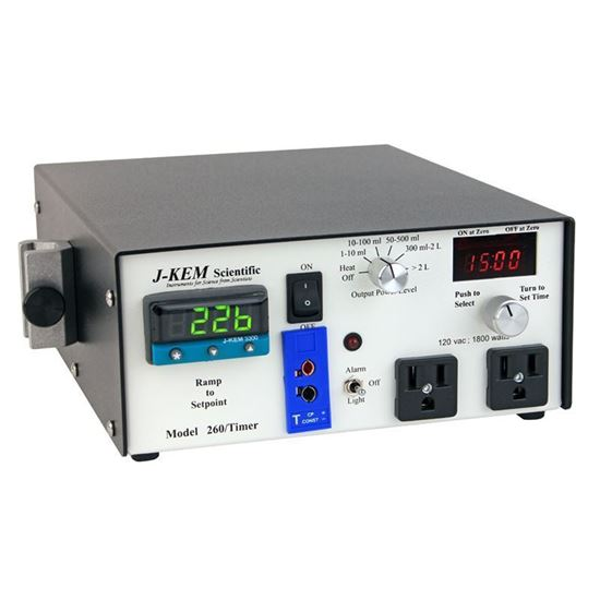TEMPERATURE CONTROLLER, J-KEM, MODEL 260