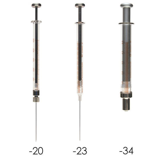 SYRINGES, MICRO, GAS-TIGHT