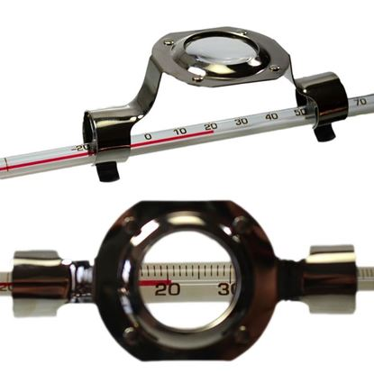 MAGNIFIERS, THERMOMETERS