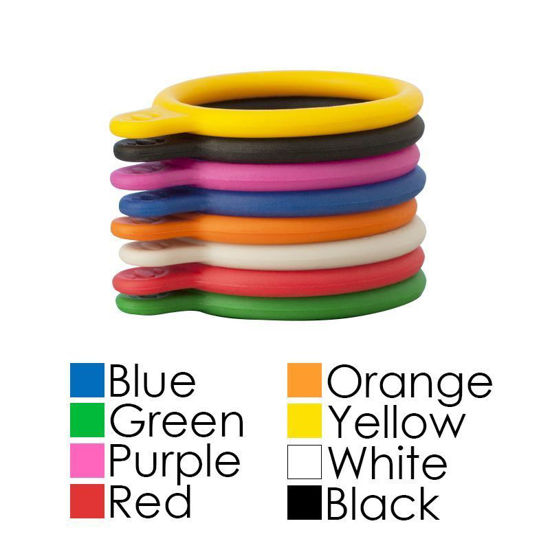 BOTTLE TAGS, YOUTILITY, GL-45, SILICONE, DURAN
