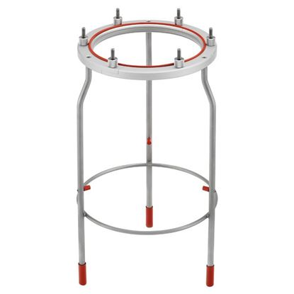 TRIPOD STANDS FOR JACKETED BIOREACTOR VESSELS