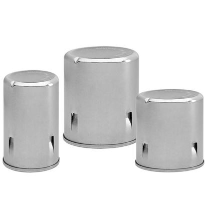 CLOSURES, STAINLESS STEEL