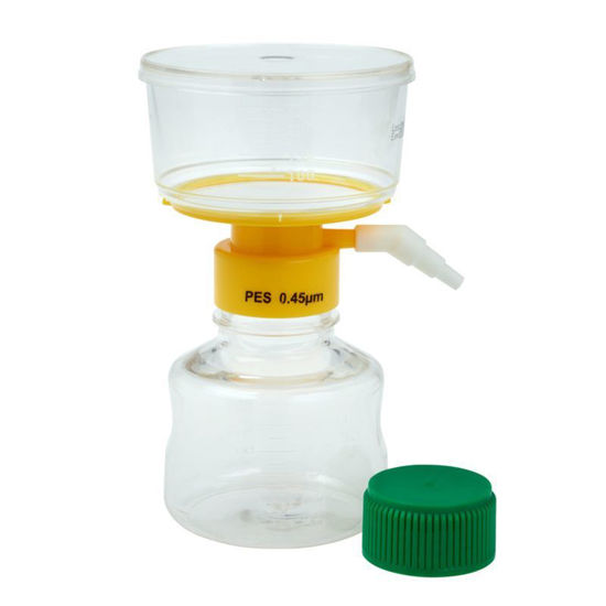 VACUUM FILTER SYSTEMS, BOTTLE TOP