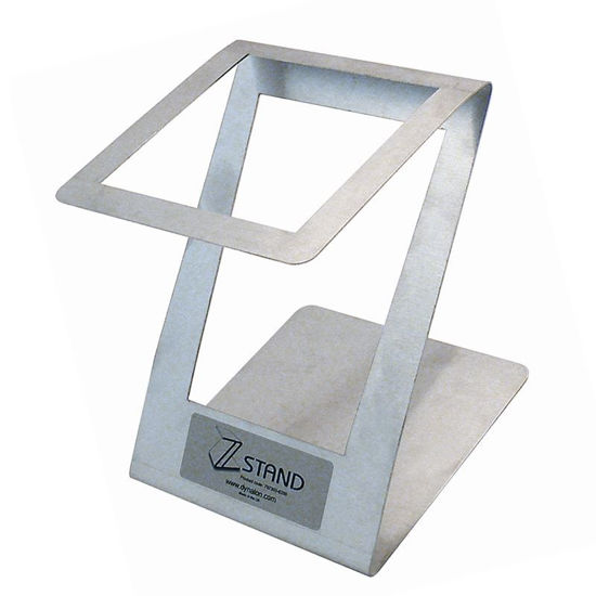"""STAINLESS STEEL """"Z"""" STAND FOR 6L BIO-BIN WASTE DISPOSAL CONTAINERS"""