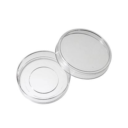 GLASS BOTTOM CULTURE DISHES