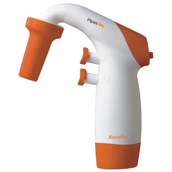 MOTORIZED PIPETTE FILLERS, CONTROLLERS, ACCUHELP