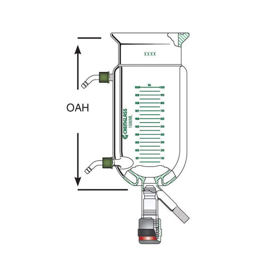 REACTION VESSELS, JACKETED, BENCHTOP