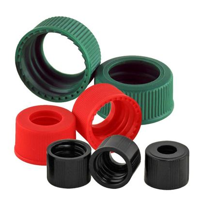 REPLACEMENT CAPS WITH OPENINGS, MINUM-WARE®
