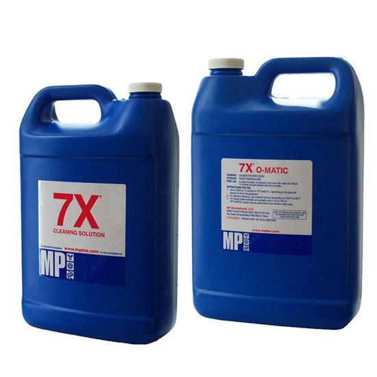 DETERGENTS, 7X AND 7X-O-MATIC CLEANING SOLUTIONS