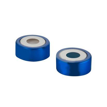 20MM BLUE BI-METAL MAGNETIC CAPS