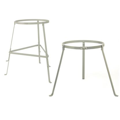 MANTLES, TRIPOD SUPPORTS, SERIES M, GLAS-COL