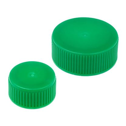 CAPS ONLY, CENTRIFUGE TUBES, 15 AND 50ML, NON-STERILE