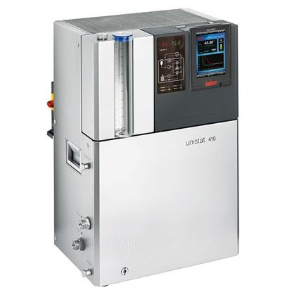 HUBER COOLING/HEATING UNISTAT CIRCULATORS, -45 TO 250°C, WATER COOLED