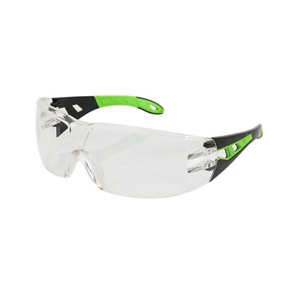SAFETY GLASSES, POLYCARBONATE LENS AND FRAME