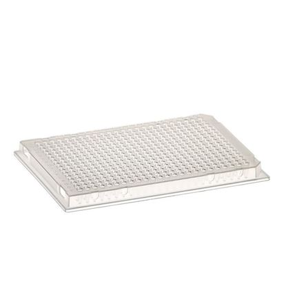 PCR REACTION PLATES, THIN WALL, SKIRTED, AMPLATE, 384-WELL