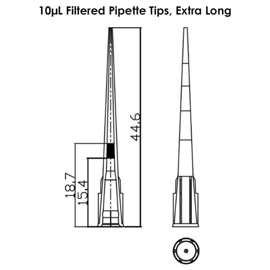10µL XL SPECS