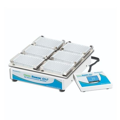 ORBI-SHAKER, CO2 MP, REMOTE CONTROLLED, MICROPLATE PLATFORM