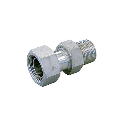 ADAPTERS, STAINLESS STEEL, M30 FEMALE TO 3/4 MALE NPT, HUBER CIRCULATOR FITTINGS